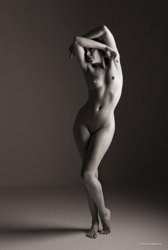 Kayleigh Lush (Pavilion Studio art nude photography workshop)